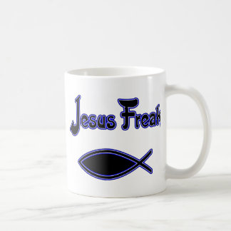 Monstruo de Jesús Taza Básica Blanca