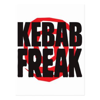 Monstruo de Kebab Postal