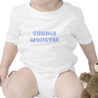 Monstruo de la abrazo traje de bebé