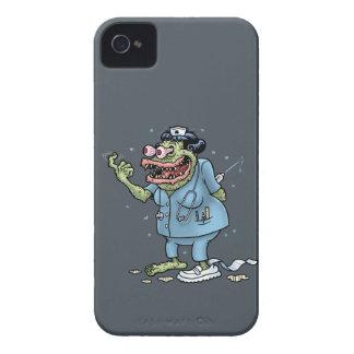 Monstruo de la enfermera carcasa para iPhone 4 de Case-Mate