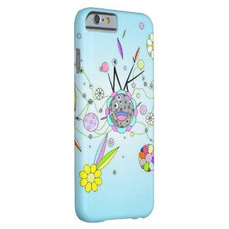 Monstruo de la flor por el konyukhov del ilya funda barely there iPhone 6