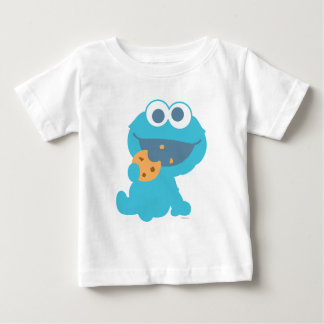 Monstruo de la galleta que come la galleta camiseta