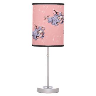 MONSTRUO de la lámpara de mesa de DJUMAN DJA