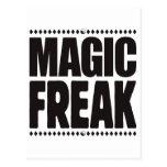 Monstruo de la magia tarjeta postal
