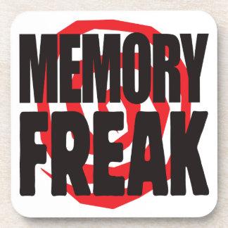 Monstruo de la memoria posavasos