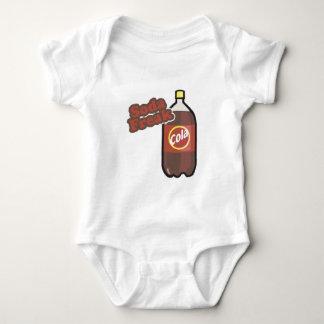 Monstruo de la soda body para bebé