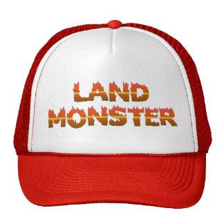 Monstruo de la tierra gorra