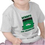 Monstruo de Lil de la mamá Camiseta