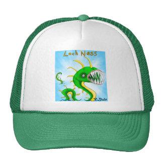 Monstruo de Loch Ness - gorra