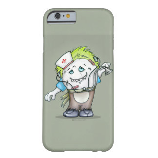 Monstruo de MADDI IPHONE apenas allí Funda Barely There iPhone 6