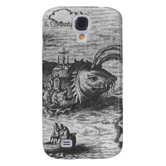 Monstruo de mar/criatura/caja de la galaxia S4 de