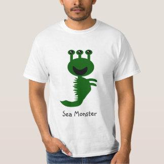 Monstruo de mar lindo 2,2 playeras