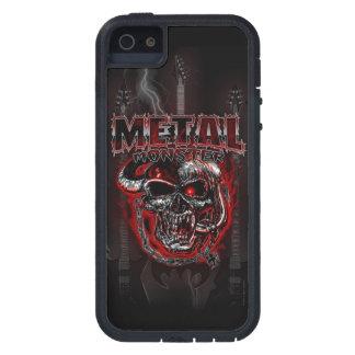 Monstruo de metales pesados iPhone 5 coberturas