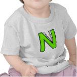 Monstruo de N Camiseta