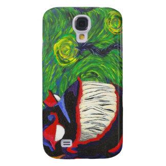 Monstruo de Van Gogh Samsung Galaxy S4 Cover