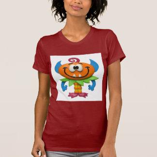 Monstruo del bebé camiseta