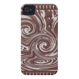 MONSTRUO del CHOCOLATE del cliente del revendedor iPhone 4 Case-Mate Carcasa