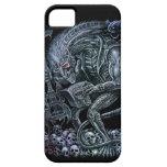 Monstruo del espacio del rock-and-roll iPhone 5 Case-Mate carcasas