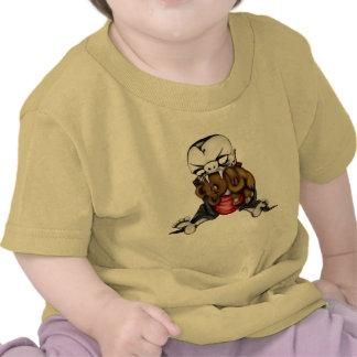 monstruo del lil - el bebé de Drácula Camiseta