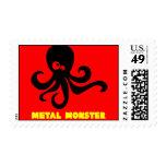 Monstruo del metal de Rock=Life '- Logan Envio