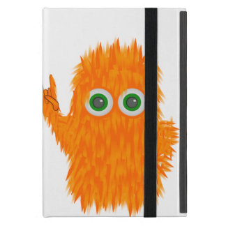Monstruo del rollo de la roca N iPad Mini Protector