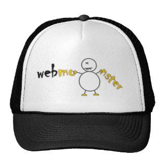 Monstruo del Web Gorros