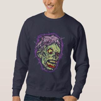 Monstruo del zombi (choque) sudadera