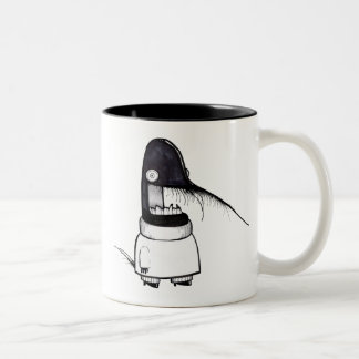 Monstruo diario 100 tazas de café