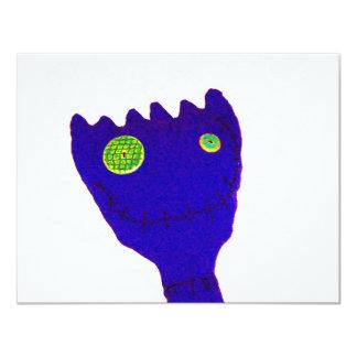 Monstruo en azul comunicados personales
