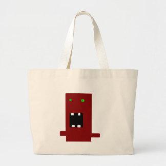 monstruo enojado #2 bolsas