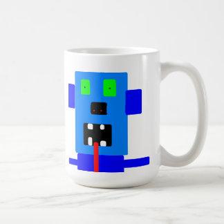 Monstruo enojado taza 4