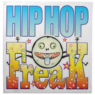 Monstruo extraño de Hip Hop Servilleta Imprimida