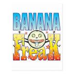 Monstruo extraño del plátano postal