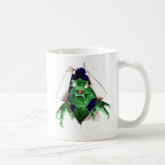 Monstruo futuro taza