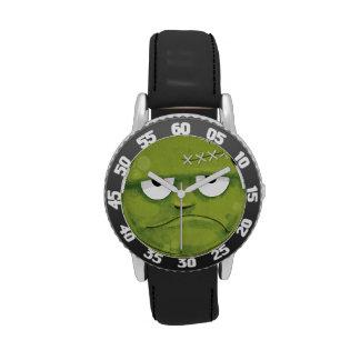 Monstruo gruñón de Halloween Frankenstein