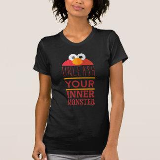 Monstruo interno de Elmo Camiseta