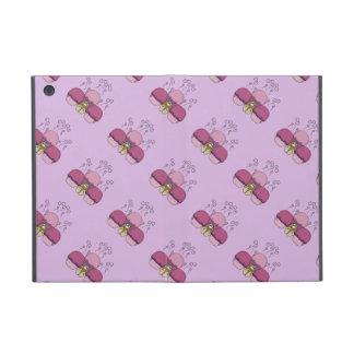 Monstruo lindo con rosa y las magdalenas heladas p iPad mini carcasas