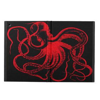 Monstruo náutico de Kraken del vintage de Steampun
