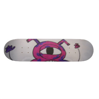monstruo tabla de skate