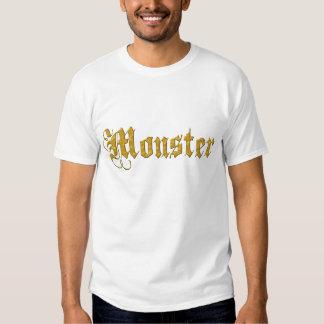 Monstruo Polera