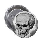Monstruo 'Skull del vintage del kitsch Pins