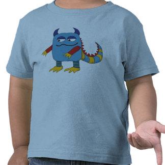 Monstruo suave camiseta