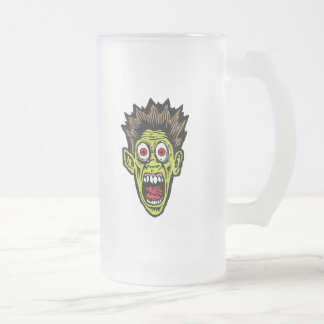 monstruo taza de cristal