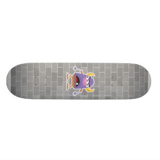 monstruo tres-observado tonto del ogro tablas de skate
