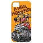Monstruo Truck1 de Scooby Doo iPhone 5 Carcasas