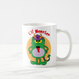 Monstruo verde tazas