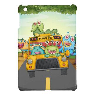 Monstruo y autobús