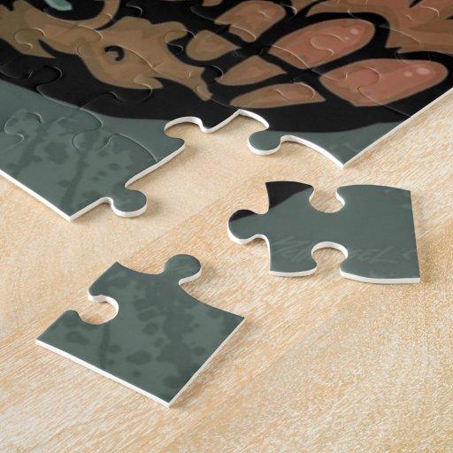 Monstruos 2 de Yin Yang Puzzles