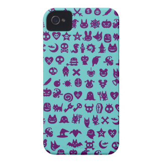 Monstruos asustadizos lindos Case-Mate iPhone 4 funda