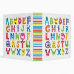 Monstruos del alfabeto